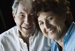 Jack and Ina Gilbert